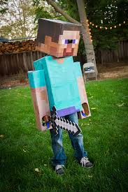 minecraft costumes minecraft steve costume intelligent design
