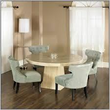 Round Kitchen Table Sets For  Details About Solid Pine Round - Small round kitchen table set