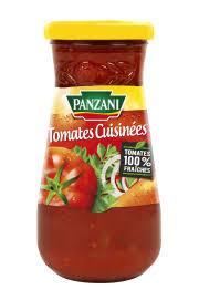 cuisine tomate sauce tomate panzani sauce pour pates