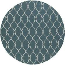 Purple And Turquoise Area Rug Turquoise Round Blue Area Rugs Rugs The Home Depot
