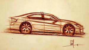 lamborghini sketch side view how to draw cars sketching a side view car vid 1 youtube