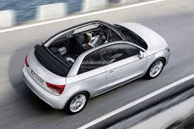 convertible audi a1 2014 audi a1 cabriolet rendering autoevolution