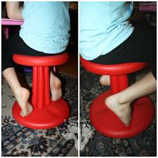 product review kore wobble stool 3 dinosaurs