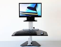 stand up computer desk attachment best home furniture decoration