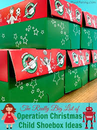 what to pack in a operation christmas child shoebox operation