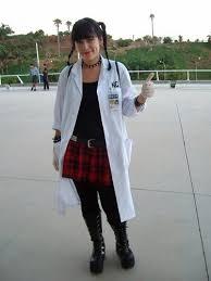 Abby Sciuto Halloween Costume Pic Ncis Darkness Pauley Perrette