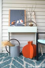 Outdoor Fall Decor Ideas - outdoor fall home tour keeping things traditional u2022 our house now