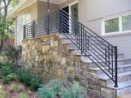 choosing front porch railing kit u2014 bistrodre porch and landscape ideas