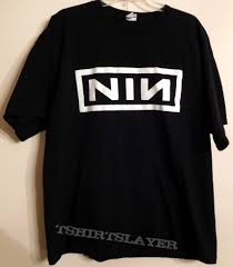 nine inch nails soundgarden 2014 tour shirt tshirtslayer