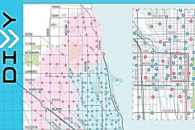 divvy chicago map divvy stations on far south sides announced map