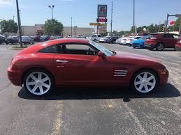 chrysler crossfire in illinois for sale used cars on buysellsearch