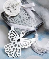 bookmark favors book collection angel bookmark favors 40