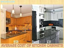 kitchen cabinets average cost average cost kitchen cabinets average cost kitchen cabinets 12 12