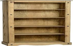 Mexican Pine Bookcase Corona Mexican Pine Bookcase Nanobuffet Com
