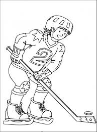 printable hockey coloring pages for kids coloringstar