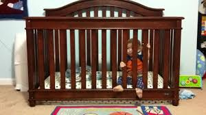 Crib Mattress Frame Baby Climbing Out Of Crib Remove Bed Frame And Place Mattress