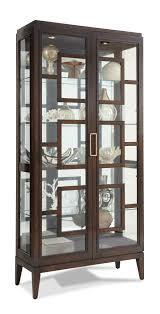hickory white 440 41 rhodes curio cabinet