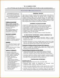 senior market research analyst resume sample bongdaao com