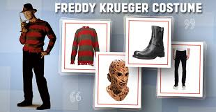 Halloween Freddy Krueger Costume Freddy Krueger Costume Guide Halloween Costume Ideas