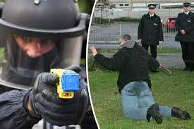 Blind Man Cane Blind Man Tasered In Manchester After Cops Mistake Cane For Gun