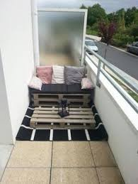 Bench For Balcony Frau Tschi Tschi Yard Ideas Pinterest Balconies Pallets And