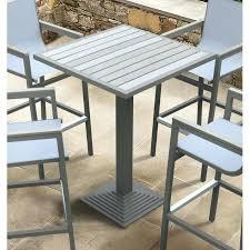 Patio Bar Table Outdoor Patio Bar Sets Living Marina Outdoor Grey Patio Bar Table