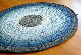 Coil Rug 20 Ways To Repurpose Old T Shirts
