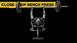 Bench Press Wide Or Narrow Grip Chest And Back Workout 8 Exercises 3 Different Ways