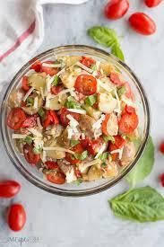 classic pasta salad creamy italian potato salad recipe