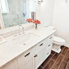 wood look tiles bathroom wood look tile design ideas