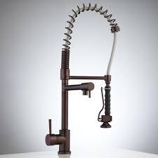 cool kitchen faucet unique industrial kitchen faucets 50 photos htsrec