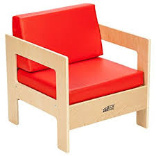 Children S Living Room Furniture Ecr4kids Birch Hardwood Children S Living Room Arm Chair