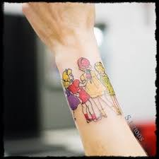 female inner wrist tattoos design spider tattoos