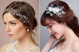 accessorize hair 10 minutes is what you need to accessorize your bridal hair