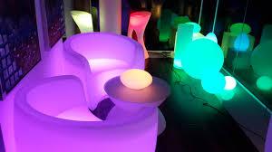 led furniture showroom led furniture thailand