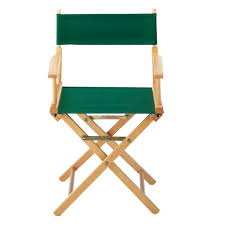 home decorators collection hunter green director u0027s chair cover