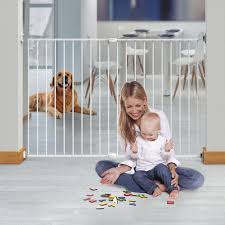 Extra Wide Gate Pressure Mounted Summer Infant Stylish And Secure 36 In Extra Tall Metal Expansion