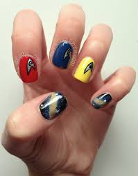 the things geeks can do with nail polish will blow you away the