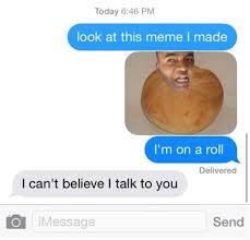 Rolls Eyes Meme - literally go away art of trolling troll trolling yahoo