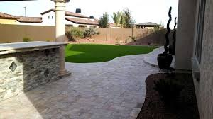 Backyard Paver Patio Designs Pictures Paver Patio Design Ideas Installation Arizona Living Landscape