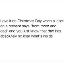 Christmas Present Meme - dopl3r com memes love it on christmas day when a label on a