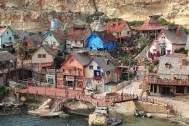 popeye village popeye film set places to be places to see