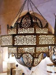 Moroccan Pendant Light Moroccan Pendant Lamp Light Exquisitely Ciseled With Openwork
