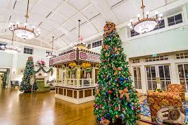 christmas in the disney world hotels the best disney world