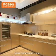 vintage metal kitchen cabinets china customized stainless steel modular vintage metal