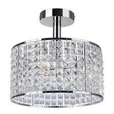 Chandelier Bathroom Lighting Bathroom Lighting With Crystals The Drawing Room Interiors As 2016