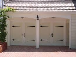 Door Styles Exterior Exterior White Garage Door Styles And Gable Roof For Exterior