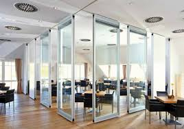 dorma glass doors dorma changes the rules with new glass movable wall solution