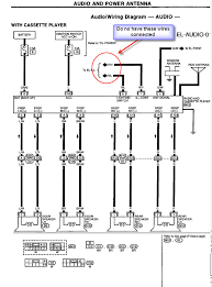 nissan sentra instrument cluster wiring diagram nissan free