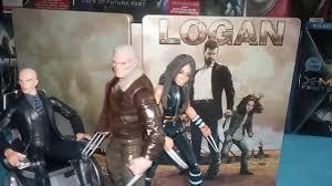 logan 4k steelbook bluray best buy exclusive unboxing x men movies